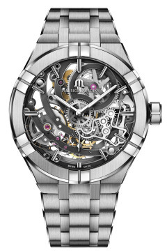 AIKON Automatic Skeleton 45mm AI6028-SS002-030-1
